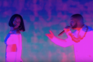 Rihanna and Drake Bust Out a Hypnotizing Performance of 'Work' at the BRIT Awards