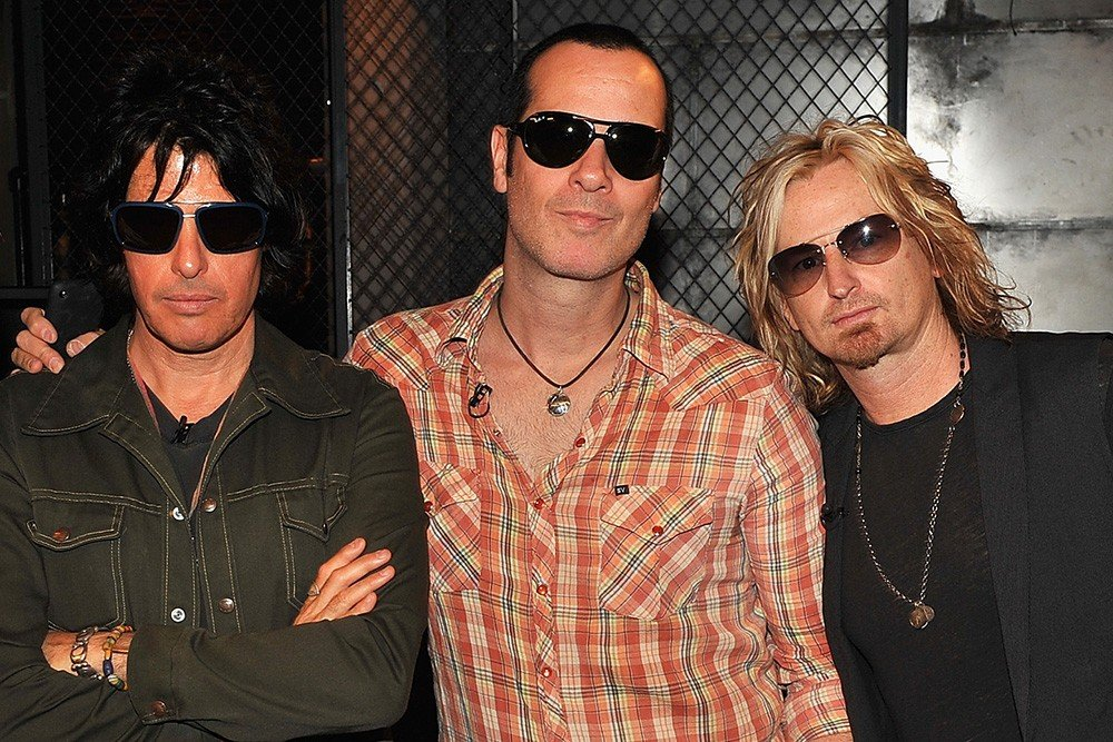 Stone Temple Pilots, Will Forte, And Ice Cube Vist fuse Studios