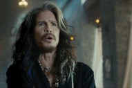 Steven Tyler Confronts a Horrifying Skittle Visage of Himself in New Super Bowl Commercial