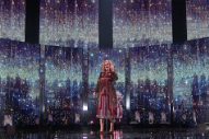 Adele Closes the 2016 BRIT Awards With a Glittering Performance of 'When We Were Young'