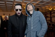 How Big Is Marilyn Manson's Penis? Billy Corgan Knows