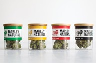 There's an Official Bob Marley Cannabis Brand, Which Seems a Little on the Nose