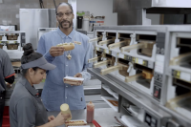 Snoop Dogg Teaches Burger King Employees How to Make Hot Dogs