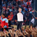 Here's Coldplay's Entire Super Bowl Halftime Show With Beyoncé and Bruno Mars
