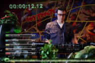 Danny L Harle Amps Up the 'Mad Mix Meter' in 'Jungle Survival DJ Challenge' Video