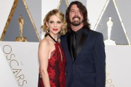 Dave Grohl Covers the Beatles for Oscars' In Memoriam Montage