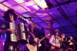 David Byrne and Arcade Fire Played Some Talking Heads Songs Together This Weekend