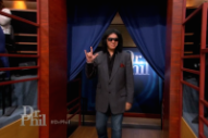 Watch Gene Simmons and Dr. Phil Pair Up for a Rock Star Intervention