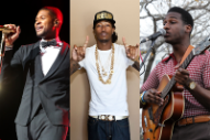 Roots Picnic 2016 Lineup: Usher, Future, Leon Bridges, and More