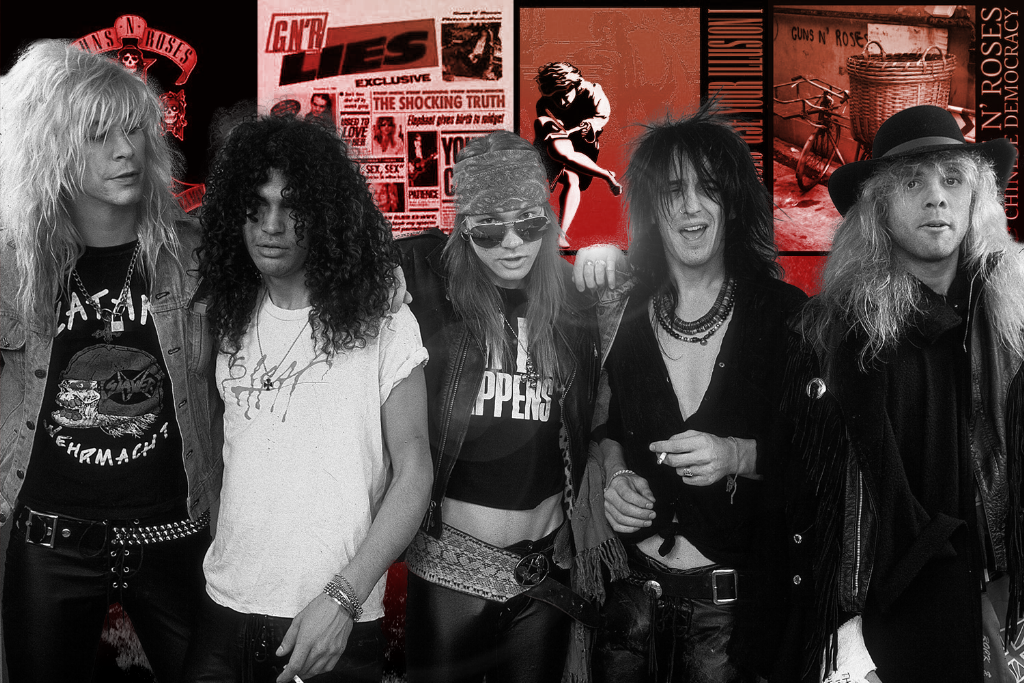 e8c09a54f All 79 Guns N' Roses Songs, Ranked | SPIN