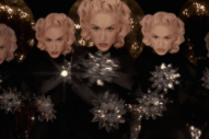 Gwen Stefani Just Debuted Her Live 'Make Me Like You' Music Video