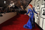 Lady Gaga and Nile Rodgers Pay Tribute to David Bowie at the 2016 Grammy Awards