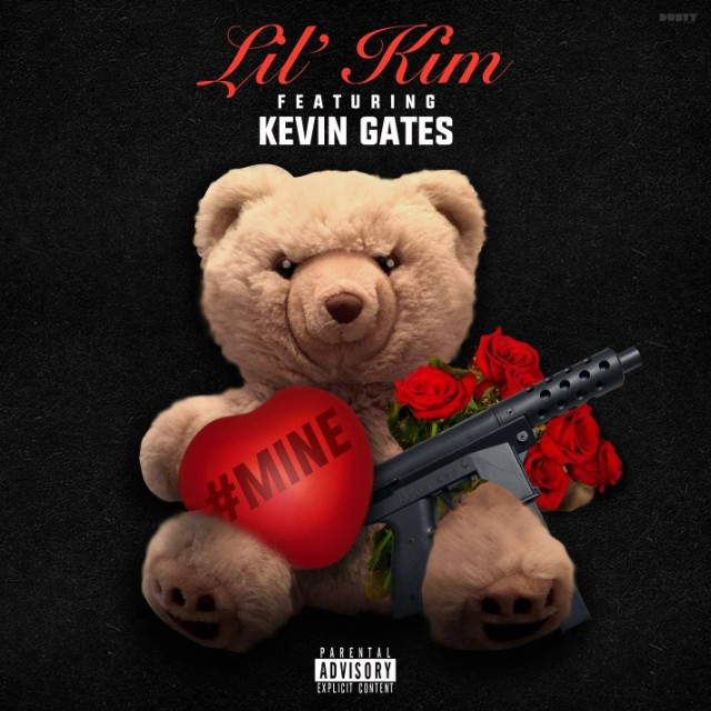 ad09c4b8fdbb Lil  Kim Marks Kevin Gates as   Mine  on Her New Single