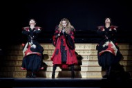 Madonna Performed 'Take a Bow' Live For the First Time