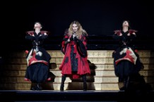 Madonna Performs At The O2 Arena