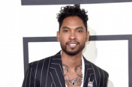 Miguel Covers Michael Jackson's 'She's Out of My Life' at the Grammy Awards