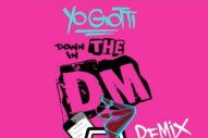 Nicki Minaj Just Dropped a Remix of Yo Gotti's 'Down in the DM' That References Her Miley Feud