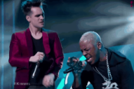 Panic! at the Sisqo (Mhmm) Performed 'The Thong Song' on 'Kimmel'