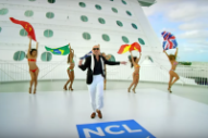Pitbull's New 'Freedom' Video Doubles as a Cruise Ship Ad