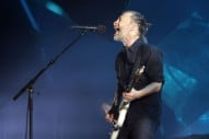 Thom Yorke to Auction Handwritten Radiohead Lyrics for Charity