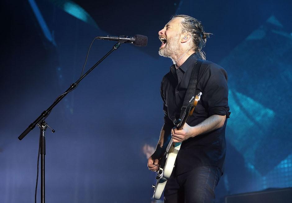 radiohead, thom yorke, lyrics, charity