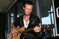 Police Called After Scott Weiland's Ex-Wife, Son Try to Take His Guitar From Studio