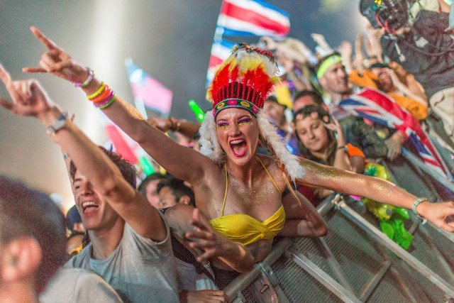TomorrowWorld Electronic Music Festival - Day 3 - Show