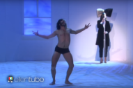 Sia's Stale Song and Dance Routine