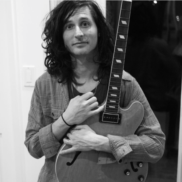strokes nick valensi lost guitar found damaged