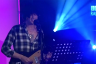 Watch the 1975 Play a Groovy Cover of Justin Bieber's 'Sorry'