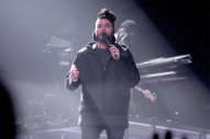The Weeknd Heads to 'The Hills' at the BRIT Awards