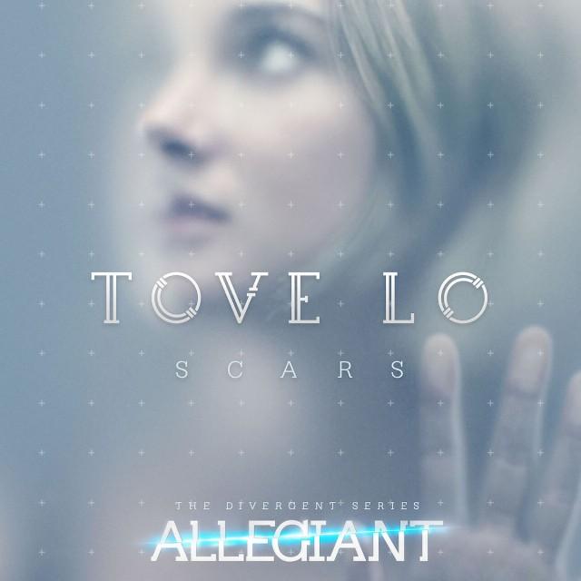 tove lo new single scars divergent series allegiant listen stream
