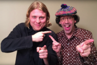 Nardwuar Serves Ty Segall All of His 'Gateway Drug' Records in First Interview Since His Stroke