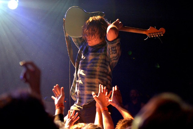 Ty Segall Performs At The El Rey Theatre