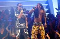 Review: 2 Chainz and Lil Wayne Get Into a Tickle Fight on 'ColleGrove'