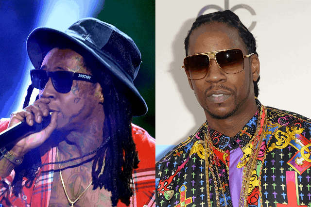 Lil Wayne and 2 Chainz Share New 'Collegrove' Song, 'Gotta