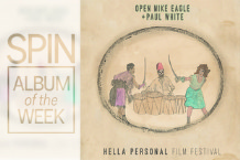 Open Mike Eagle and Paul White's Hella Personal Film Festival