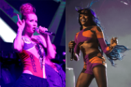 Azealia Banks Drops New Track Shading Iggy Azalea Because the Sky Is Still Blue