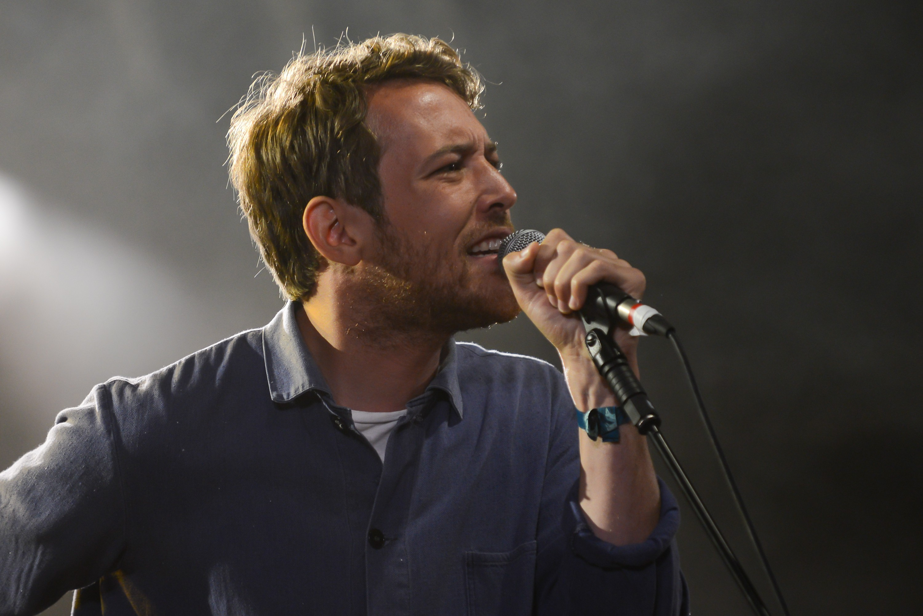 Robin Pecknold End Of The Road Festival 2014 - Day 1