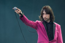 Primal Scream at Glastonbury Festival 2013 - Day 3