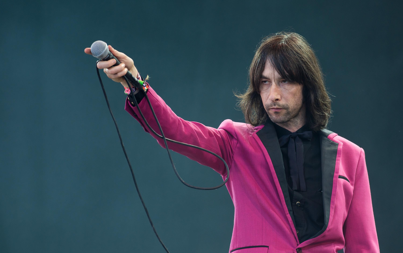 Primal Scream at Glastonbury Festival 2013 - Day 3