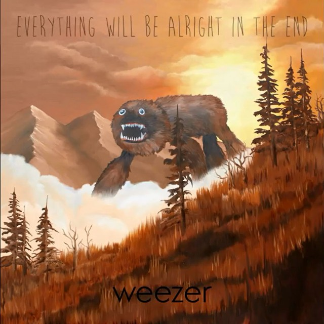 Weezer's Everything Will Be Alright in the End