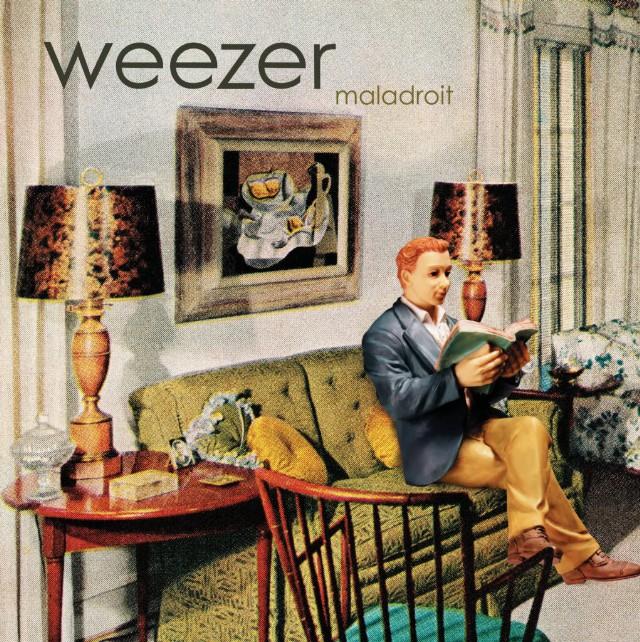 Weezer's Maladroit