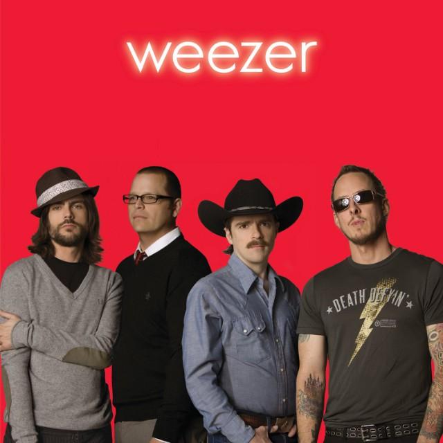 Weezer's Red Album