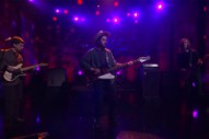 Parquet Courts Perform 'Berlin Got Blurry' on 'Conan'