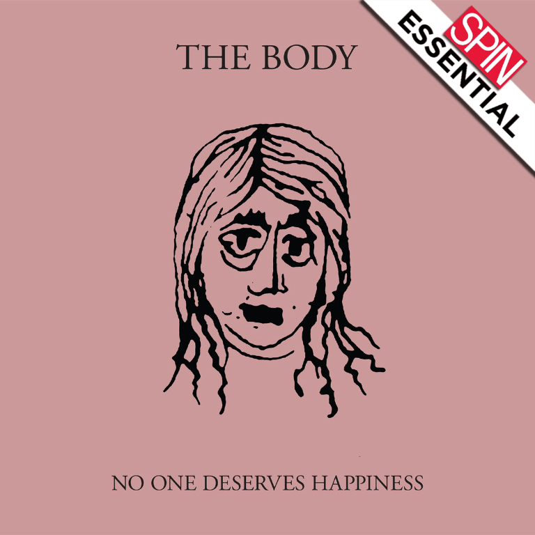 The Body's No One Deserves Happiness