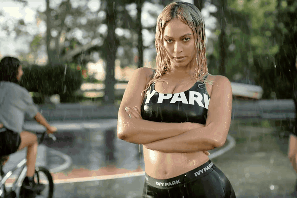 Beyonce Commerical