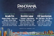 Panorama 2016 Lineup: Arcade Fire, Kendrick Lamar, LCD Soundsystem, and More