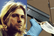 Seattle Police Department Releases New Photos of Kurt Cobain's Suicide Gun