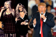 Donald Trump Once Allegedly Sexually Harassed Members of Precious Metal